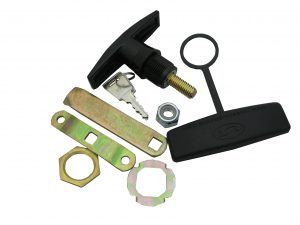 Locking Handles for trailers and commercial vehicles