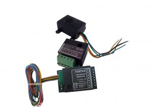 Smart bypass relay and dual charging relays