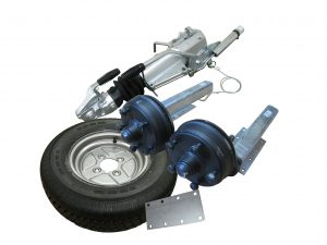 Trailer Running Gear Kits with 10