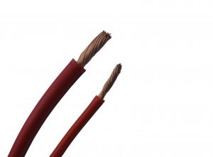 Single core electrical cable