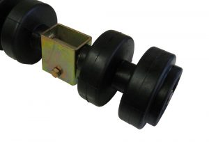 Trailer Dumbell Rollers