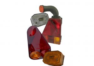 Aspock plug in multifunction rear lights, outline markers and front, side and rear marker lights for trailers