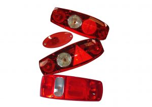 Hella Caraluna cluster lights for caravans and motorhomes
