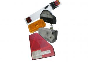 Trailer lights from manufacturers including; Groupstar, Lucidity, G-Mak, Maypole, WAS and SIF