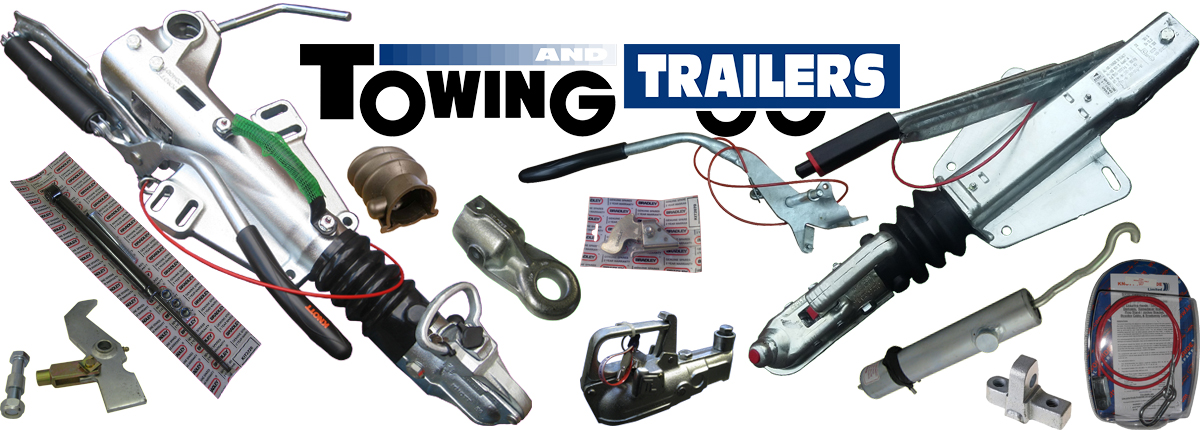 Trailer couplings