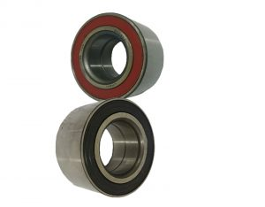 Sealed bearings for trailers for al-ko and knott avonride drums