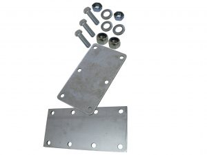 6 hole and 8 hole trailer suspension mounting plates