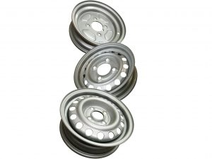 4 Stud and 5 Stud Trailer Wheel Rims