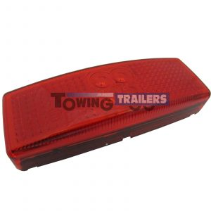 LED Autolamps 1490 Series Red Trailer Marker Light