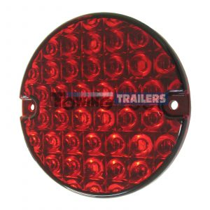 LED Autolamps 95RME Red Stop Tail Light Multivolt