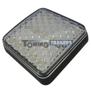 LED Autolamps 81W 12v 81 Series Square Trailer Reverse Light