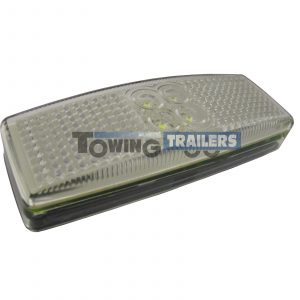 LED Autolamps 1490 Series White Trailer Marker Light