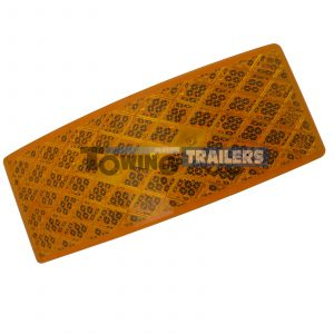 LED Autolamps 38 Series Amber Trailer Marker Light