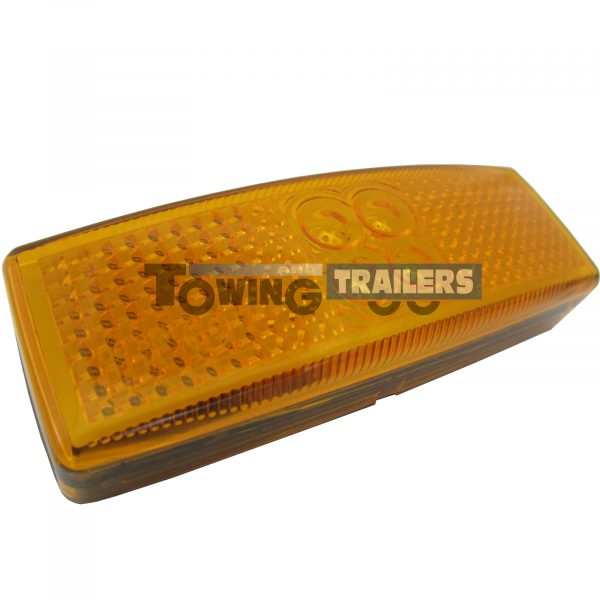 LED Autolamps 1490 Series Amber Trailer Marker Light
