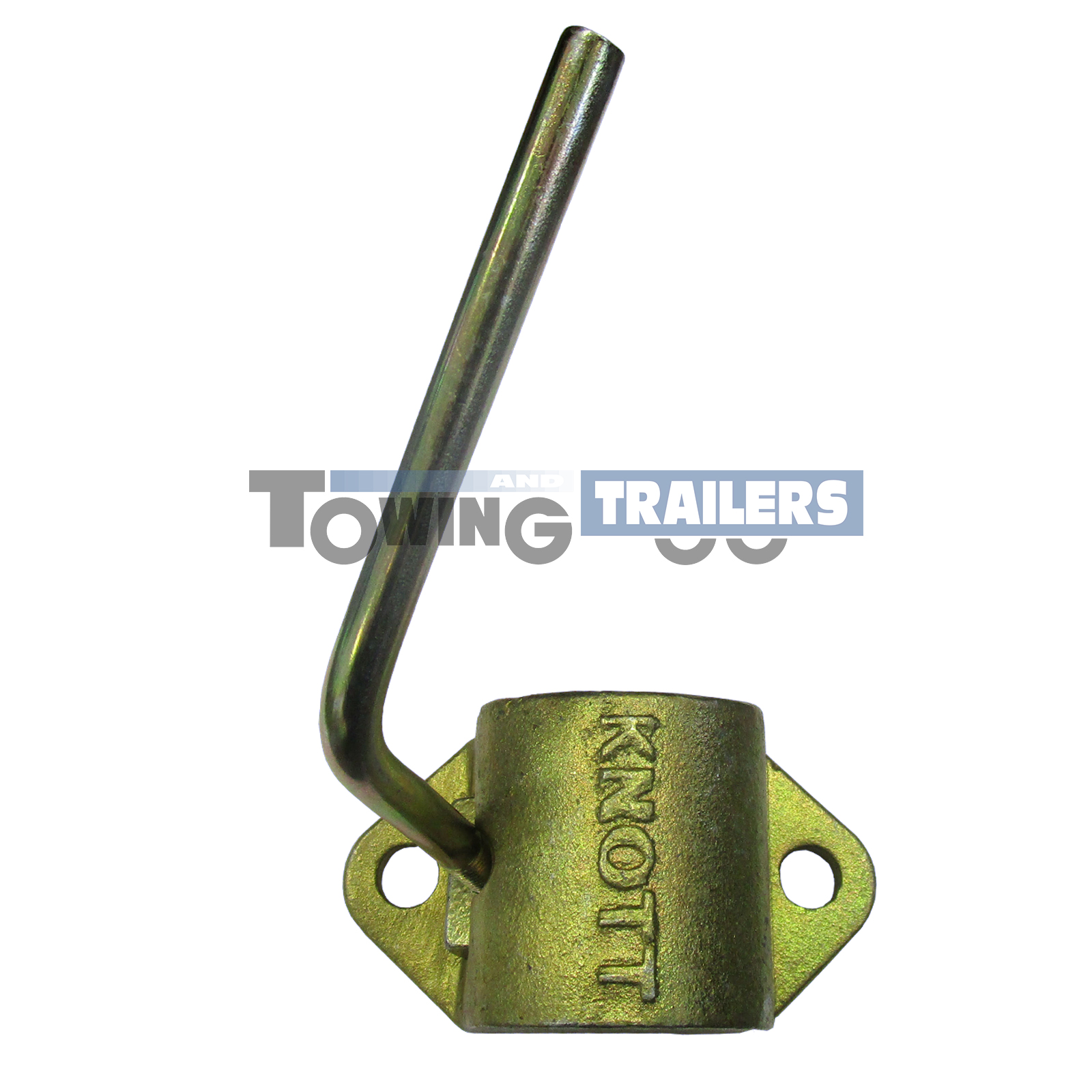 Jockey Wheel Trailer Knott Avonride Short Handle and Pad