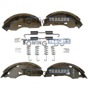 Al-ko 1213888 Trailer Brake shoes 160 x 37mm
