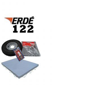Erde 122 Trailer Accessory Kits