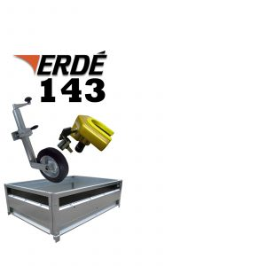 Erde 143 Trailer Accessory Kits
