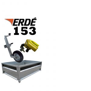 Erde 153 Trailer Accessory Kits