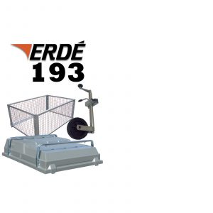 Erde 193 Trailer Accessory Kits