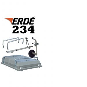 Erde 234 Trailer Accessory Kits