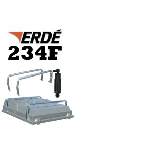 Erde 234F Trailer Accessory Kits