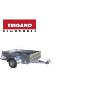 Trigano 750kg Multy Chassis Box Trailer