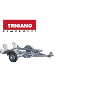 Trigano 750kg Multy Chassis Quad Bike Trailer with Ramps