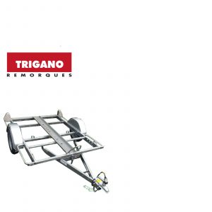 Trigano Single Bike Trailer