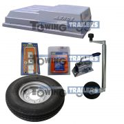 Erde 122 Daxara 127 Trailer Accessory Discounted Kit 7