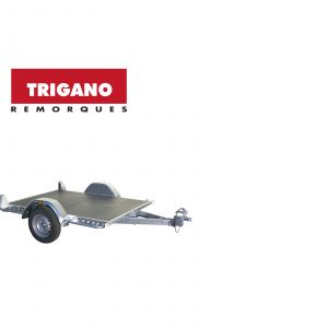 Trigano 750kg Multy Chassis Tilting Flatbed Trailer