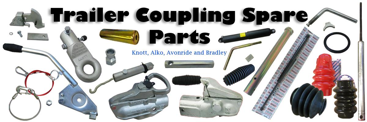 Trailer couplings