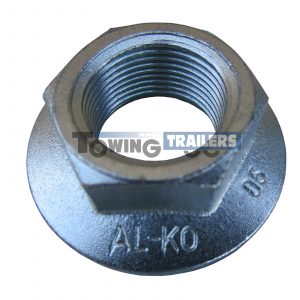 Genuine Alko M24 One Shot Nut 32mm Head Trailer Hubs