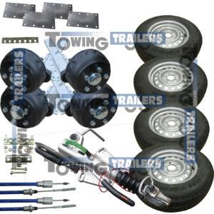 Trailer Running Gear RKB300D14-H1