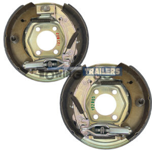 Ifor Williams 200x50mm Brakes - Complete Backplate Bolt On