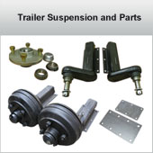 railer Suspension and Parts