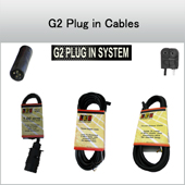 G2 Plug In Cables & Connectors
