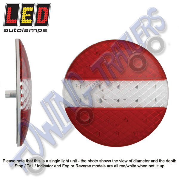 LED Autolamps EU140